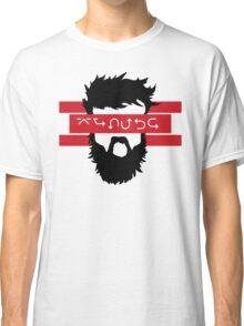 Bearded Wingdings Classic T-Shirt