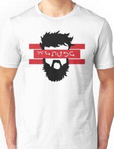 Bearded Wingdings Unisex T-Shirt