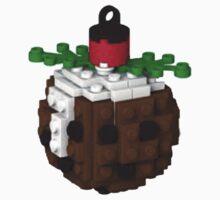 Lego Pudding Bauble One Piece - Short Sleeve
