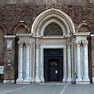 a door to deliverance by Alfredo Estrella