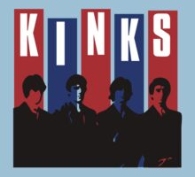 The Kinks Kids Tee
