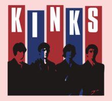 The Kinks One Piece - Short Sleeve