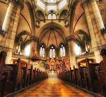 St Luke's of Munich by Luke Griffin