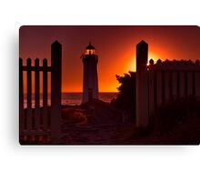 """Griffith Island Gold"" Canvas Print"