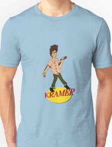 Kramer Cartoon T-Shirt