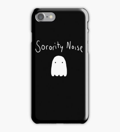 Sorority Noise - Forgettable Album Artwork iPhone Case/Skin