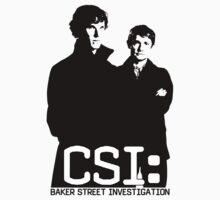 CSI: Baker Street by claudiasana