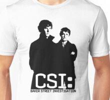 CSI: Baker Street Unisex T-Shirt