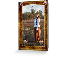 Ceridwen Greeting Card
