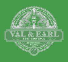 Val & Earl, Pest Control Kids Clothes