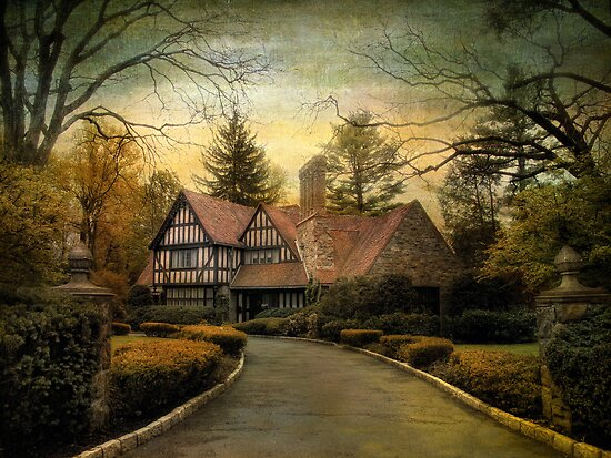 Tudor Road by Jessica Jenney
