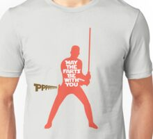 May the Farts Be With You Unisex T-Shirt