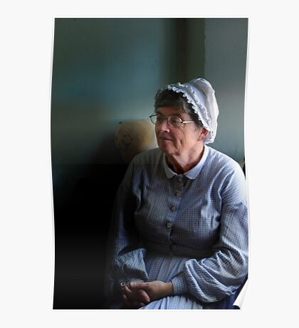 Portrait of an Older Woman Poster