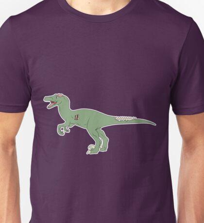 Undead Dinosaur Unisex T-Shirt