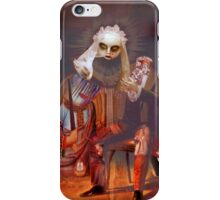Madonna with Christ Child 52. iPhone Case/Skin