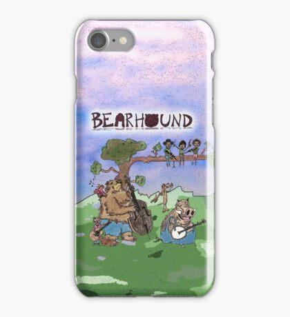 Bearhound Hunt iPhone Case/Skin