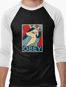 CELESTIA Men's Baseball ¾ T-Shirt