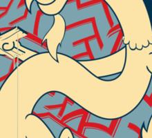 CHAOS Sticker
