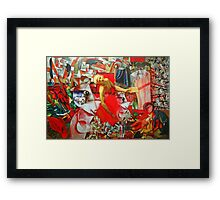 Romeo & Juliet Out-take. Framed Print