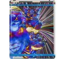 Lucy Loves Buddha Electric iPad Case/Skin