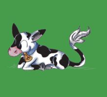 Little Holstein One Piece - Short Sleeve