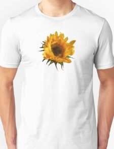 Sunflower Opening Unisex T-Shirt