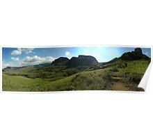 Drakensberg South Africa Poster