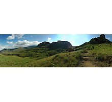 Drakensberg South Africa Photographic Print