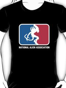 National Alien Association T-Shirt