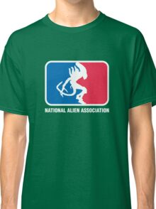 National Alien Association Classic T-Shirt