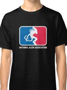 National Alien Association Classic T-Shirt