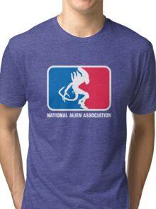 National Alien Association Tri-blend T-Shirt