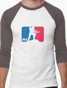 National Halo Association Men's Baseball ¾ T-Shirt