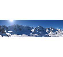 Diavolezza Swiss Photographic Print