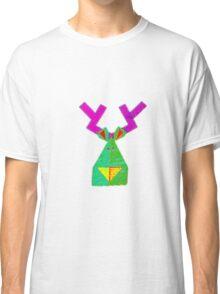 Rainbow Reindeer Classic T-Shirt