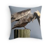Can You Hear Me Now ? Throw Pillow