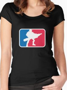 National Halo Association Women's Fitted Scoop T-Shirt