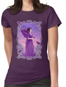 Amethyst Birthstone Fairy T-Shirt