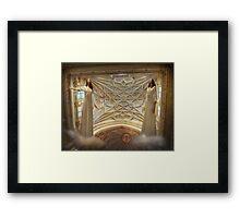 Cordoba dreaming... Framed Print
