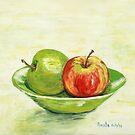 Apples by Nirsha