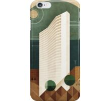 Alpha Tower iPhone Case/Skin