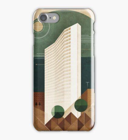 Alpha Tower iPhone Case/Skin