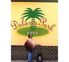 Dolores Park Lady Photographic Print