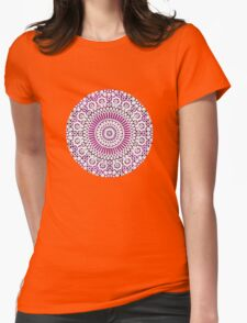 world hum Womens Fitted T-Shirt