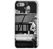 young musician iPhone Case/Skin
