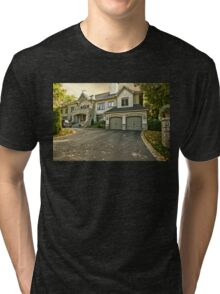 Late Afternoon Autumn in Rockliffe Park Tri-blend T-Shirt