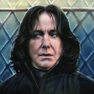 Snape&#x27;s Bad Day by Cynthia Blair