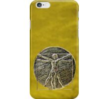 IVitruvian iPhone Case/Skin