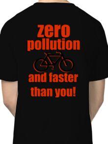 Zero Pollution (En) Classic T-Shirt