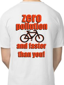 Zero Pollution (En) Classic T-Shirt